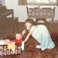 Andrew and I, 1980's